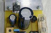 Regulador de voltaje fácil para $25