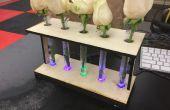 Vaso de tubo LED