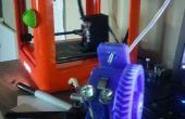 M3D impresora configuración estirador externo