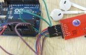 Utiliza Si4703 FM Breakout Board Arduino Uno
