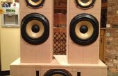 Airplay Hifi tower altavoces + Subwoofer