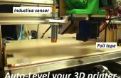 Activar Auto nivelación para su impresora 3D con un sensor inductivo (Marlin Firmware)