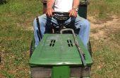 Tractor caña titular