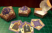 Tarjetas de Chocolate de la rana de Honeyduke