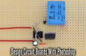 Diseño de circuitos con Photoshop
