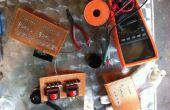 1500 Watts de prototipado sinusoidal pura inversor dirigido por generador de la C.C.