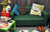 Vuelva a cubrir el Klobo sofá de Ikea