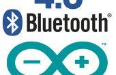 Cómo crear un módulo de Bluetooth 4.0 compatible con Arduino