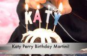 Cumpleaños de Katy Perry Martini