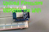 Subir firmware ESP8266 vía WiFi