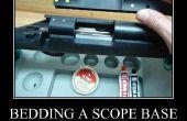 Cómo a la cama a una Base de alcance - Remington M700 AAC-SD.308 Rifle táctico