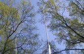 Trozo de sintonizar una antena de CB Big Stick para 10 metros - Ham Radio