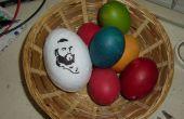 El uno-equipo huevo - un huevo de Pascua jugando la melodía del título The a-Team si lo agitas!