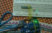 Programación AVR con Arduino como ISP sin gestor de arranque y cristal externo