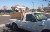 Camión de mudanza DIY