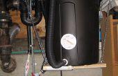 Cómo hacer un centro de reciclaje de agua de lavandería (sistema de agua gris)