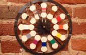 Reloj de código de Color resistor