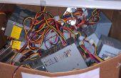 Universal fuente de alimentación de Arduino + placa