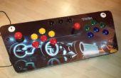 Panel de control arcade MAME TRON