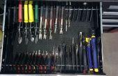 Organizador de pinzas