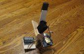 Goosestepping Robot (walker de rampa pasivo propulsado por peso movible)