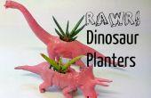 Plantadores de dinosaurio