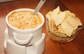Fondue de queso de Chile
