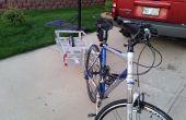 Remolque de bicicleta multiusos