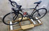 Rodillos bicicleta bricolaje