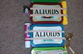 Kit de viaje de lata Altoids