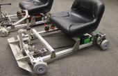 Chibikart: Rapid-Prototyping un sub eléctrica Go-Kart usando fabricación Digital y componentes de Hobby