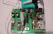DIY Laser Tag sistema (versión de prueba del microcontrolador)