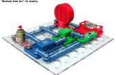 "PICAXE ""snap conector"" kids kit de microcontrolador!"