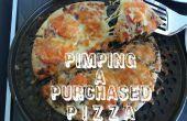 Pimping una pizza comprada