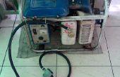 Queroseno para generador de propano conversión barato y fácil