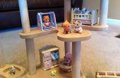 Treehouse de juguete de madera
