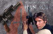 Cómo hacer DL-44 Blaster de Han Solo