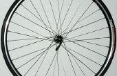 Construir una rueda de bicicleta de precisión centrado soporte por menos de cincuenta dólares