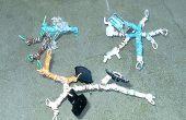 Hacer un Robot de juguete Kit