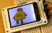 La imagen en un Arduino! -¿TFT LCD pantalla guía
