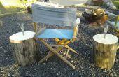 Mesas al aire libre solares y solar vino / sostenedor del microbrew