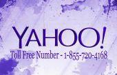 Yahoo al cliente servicio técnico USA & CA