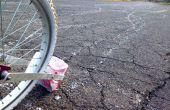Tiza-O-Lot, la acera de la Mega moto tiza amoladora con tiza calle!
