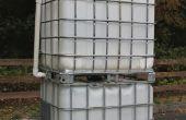 Torre de tratamiento de agua DIY