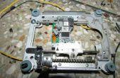 Conductor Bipolar del Motor de CD/DVD sin microcontrolador