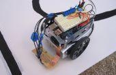 Boe Bot/Arduino línea siguiente robot