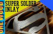 Super soldadura embutido para sus proyectos de carpintería