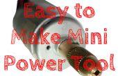 Hacer de esta herramienta eléctrica Mini barato y fácil