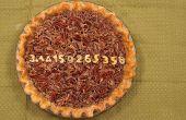Maple Pecan Pie (aproximadamente)