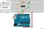 Potentiomter digital MCP42100 con Arduino